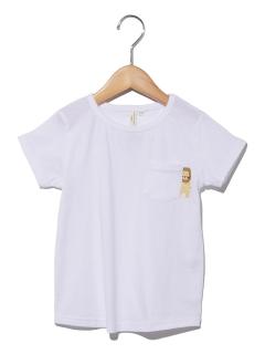 アニマルポケットTシャツ