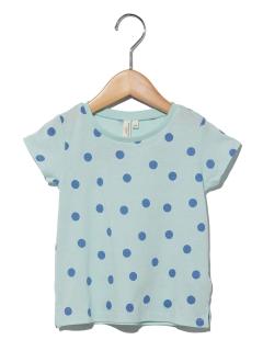 ランダムドットTシャツ