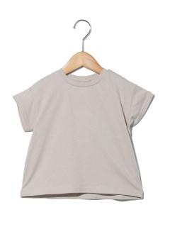 カレッジロゴバックプリントTシャツ