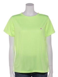 【Ladies】CHAMPION半袖Tシャツ