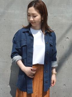 ミリタリーCPOシャツジャケット