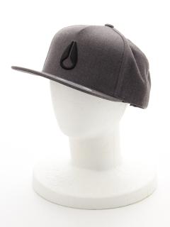 《UNISEX》NX HAT: SIMON SNAPBACK
