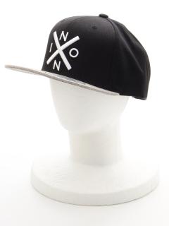 《UNISEX》NX HAT: EXCHANGE SNAPBACK