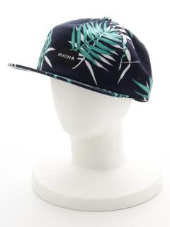 《UNISEX》NX HAT: TROPICS SNAPBACK