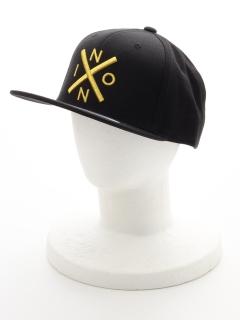《UNISEX》NX HAT : EXCHANGE SNAPBACK