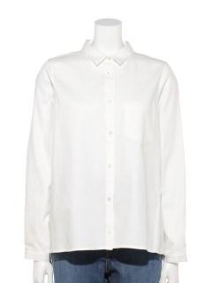 オックスフレアーシャツ