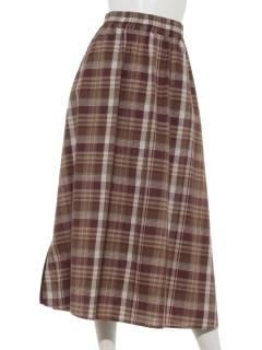 マドラスフレアスカート