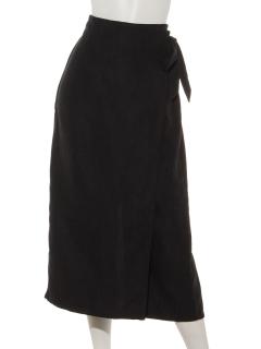 ラップスカート風パンツ