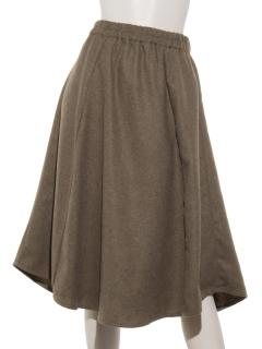 フレアギャザースカート
