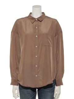 トロミリラックスシャツ