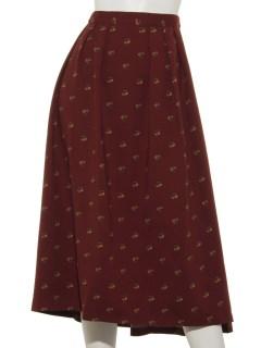 リトルフラワープリントスカート