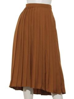 フラノプリーツスカート