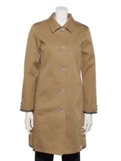 WOMENS BALLCOLLAR COAT