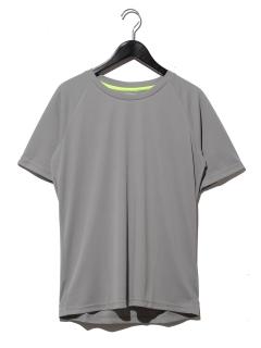 メンズランパイピングTシャツ