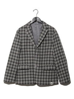 MENS CHECK SPORTCOAT