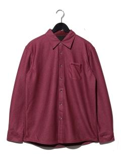 シャギーボンディングシャツ