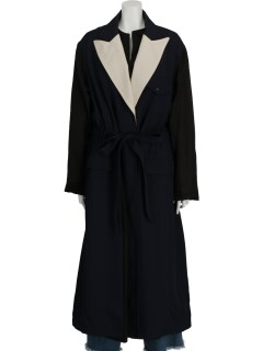 【CITYSHOP】TOGA PULLA Polyester memory coat