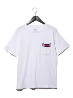 ニットポケットTシャツ