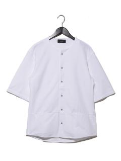 ハイゲージツイルクルーシャツS/S