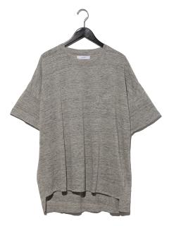 リネンビッグポケットTシャツ