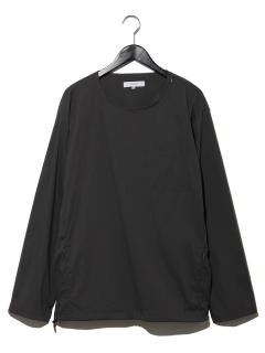 S-DRYMIXストレッチプルオーバーシャツ