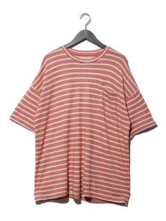 ソフトブークレドロップBDTシャツ