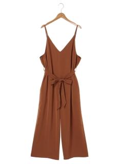 【chocol raffine robe】リボン付きコンビネゾン