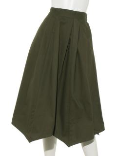 【chocol raffine robe】mツイルイレヘムロングスカート