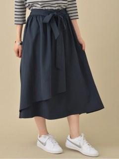 【chocolraffinerobe】巻きスカート