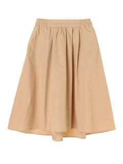 【chocolraffinerobe】ウエストギャザースカート