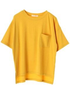 【chocolraffinerobe】ポケットゆったりTシャツ