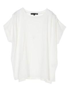 【SUGARSPOON】ショルダータックワイドTシャツ