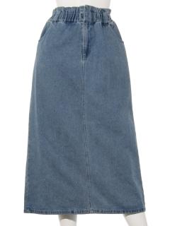 【SUGAR SPOON】デニムアイラインスカート