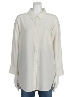 【chocol raffine robe】レギュラーシャツ