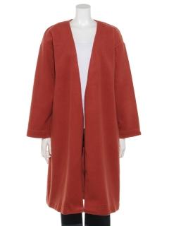 【chocol raffine robe】着流シカットコーディガン