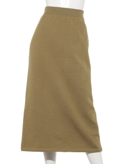 【chocol raffine robe】ニットタイトスカート