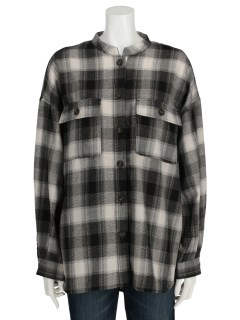 【ELENCARE DUE】オンブレービックシャツ
