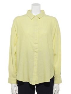 【chocolraffinerobe】2way襟付きシャツ
