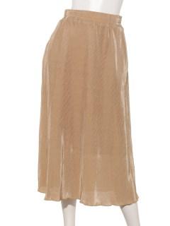 【chocol raffine robe】ミニプリーツスカート