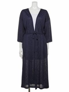 【chocol raffine robe】ヨウリュウ前あきワンピース