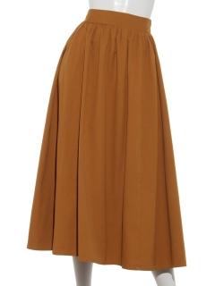【RAY CASSIN】ギャザーロングスカート