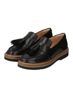 Zante Spring_Black Combi Leather
