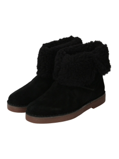 Drafty Haze_Black Suede