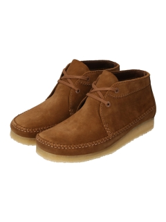 Weaver Boot_Cola Suede