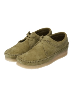 Weaver_Forest Green Suede