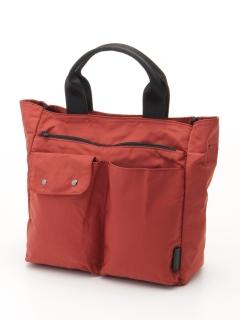 【COLDE】フラップポケット2wayトートバッグ