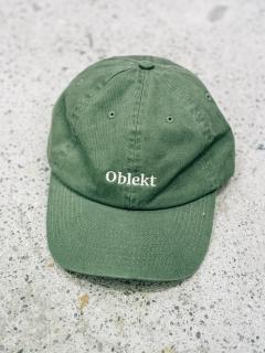 EMB CAP/oblekt刺繍キャップ