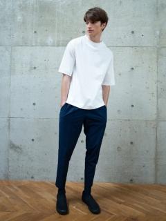 シルケットポンチ半袖Tシャツ