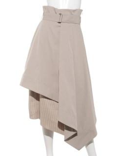 サーブルストライプスカート