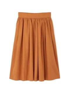 E タックギャザースカート